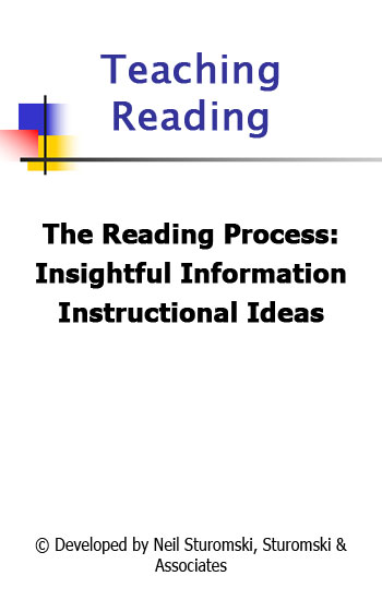 Leader's Guide & Power Point Presentation: Teaching Reading